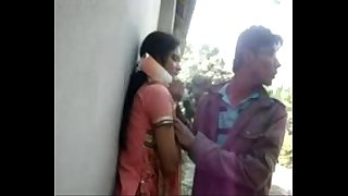 Most Real Indian Young Bengali couple enjoying such at outdoor With bangla audio - Wowmoyback