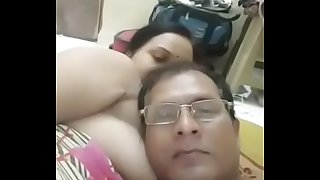 Indian Couple Romance with Fucking -(DESISIP.COM)