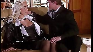 Silvia Saint Fucks the Lawyer and Drains His Jizm